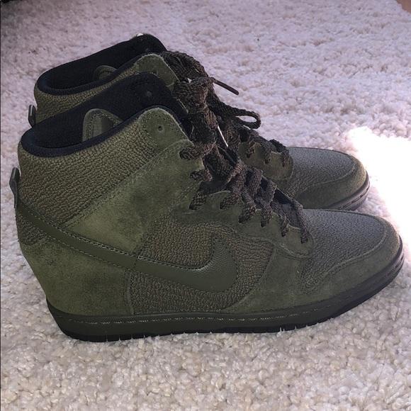 Nike Dunk Sky Hi Sneakers. M 5c5f1247c9bf50448994be38 4c656bb01b